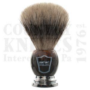 ParkerHHPBShaving Brush – Faux Horn / Pure Badger