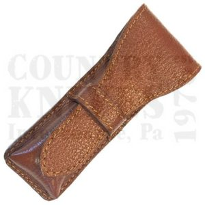 Buy Parker  PRLP3 Safety Razor Travel Case - Safety / Leather at Country Knives.