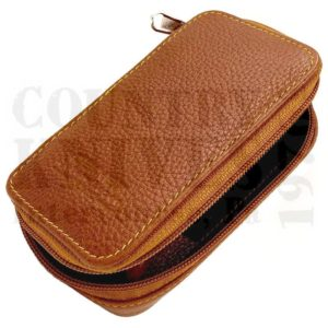 Buy Parker  PRLP4 Safety Razor Travel Case -  Leather at Country Knives.