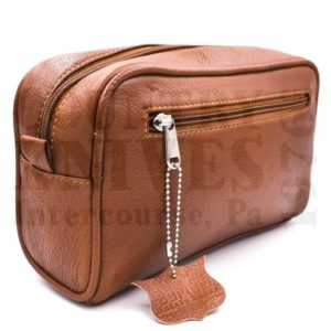 Buy Parker  PRTBSADDLE Toiletry Bag - Xtra Large / Leather at Country Knives.