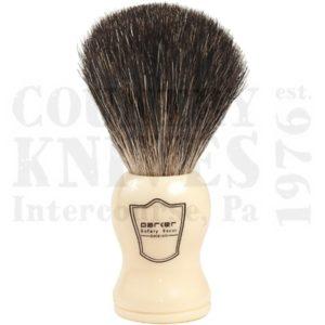 ParkerWHBBShaving Brush – White / Pure Badger