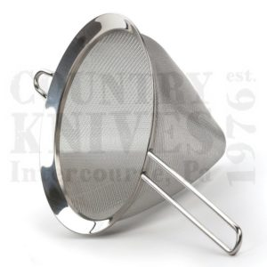 RSVPSTR-808″ Conical Strainer – 18/8 Stainless