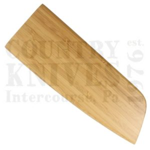 "Buy Apogee Culinary Designs  ACD-AC-SH-0750 Bamboo Magnetic Knife Sheath - for 7.5"" Santoku at Country Knives."