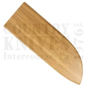"""Buy Apogee Culinary Designs  ACD-AC-SH-0800 Bamboo Magnetic Knife Sheath - for 8"""" Cook's Knife at Country Knives."""