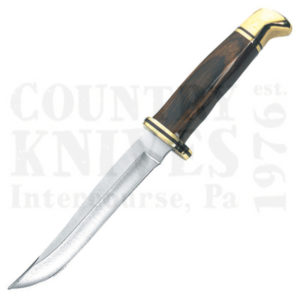 Buy Buck  BU105BR Pathfinder - Cocobolo / Brass at Country Knives.