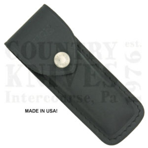 Buy Buck  BU110-15-BK2 Leather Sheath - for Folding Hunter (Made in USA) at Country Knives.