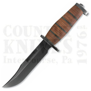 Buy Buck  BU119BRS1 Brahma - Leather at Country Knives.
