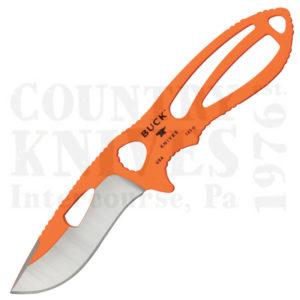 Buy Buck  BU141ORS PakLite Large Skinner - Orange Traction Coat at Country Knives.