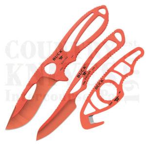 Buck141ORSVP1PakLite Field Master – 3PC. / Orange / Mossy Oak Break-Up