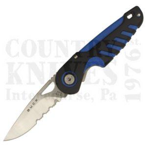 Buck281BLXNXT – Blue / Serrated