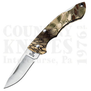 Buy Buck  BU283CMS26 Nano Bantam - Kryptek Highlander at Country Knives.