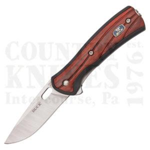 Buy Buck  BU341RWS Vantage - Avid - Small / DymaLux Red Wood at Country Knives.
