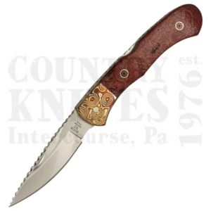 Buy Buck  BU532LE1 BuckLock - Apple Coral at Country Knives.