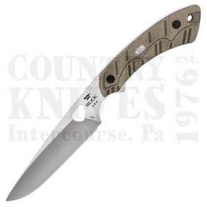Buy Buck  BU539ODS Open Season Small Game - S30V / OD Green Micarta at Country Knives.
