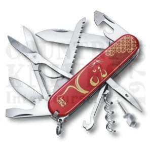 "Buy Victorinox Swiss Army 1.3714.E9 Huntsman - ""Year of the Rat"" 2020 at Country Knives."