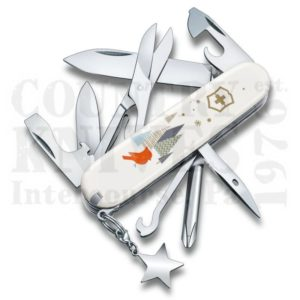 Buy Victorinox Swiss Army 1.4703.7E1 Winter Magic Super Tinker - Special Edition 2019 at Country Knives.