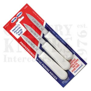 Buy Dexter-Russell  DR15453 Three Pack of S104SC Paring Knives -  at Country Knives.