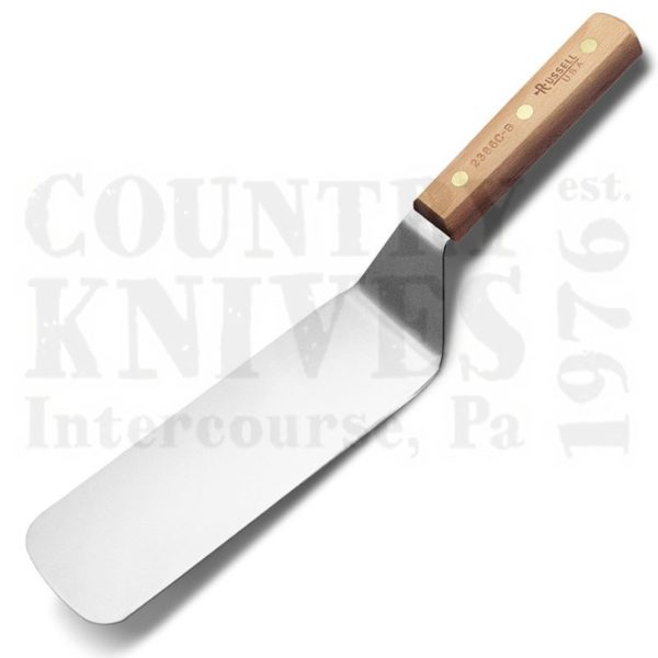 """Buy Dexter-Russell  DR16231 8"""" x 3"""" Cake Turner -  at Country Knives."""