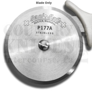 "Buy Dexter-Russell  DR18040 2¾"" Pizza Blade -  at Country Knives."