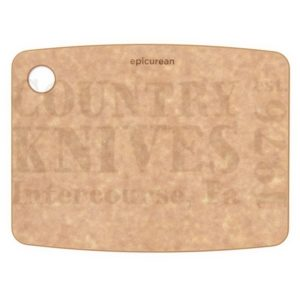 "Buy Epicurean Cutting Surfaces  EP080601 Kitchen Series Cutting Board - Natural / 8"" x 6"" x ¼"" at Country Knives."