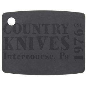 """Buy Epicurean Cutting Surfaces  EP120902 Kitchen Series Cutting Board - Slate / 12"""" x 9"""" x ¼"""" at Country Knives."""