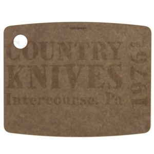 "Buy Epicurean Cutting Surfaces  EP120903 Kitchen Series Cutting Board - Nutmeg / 12"" x 9"" x ¼"" at Country Knives."