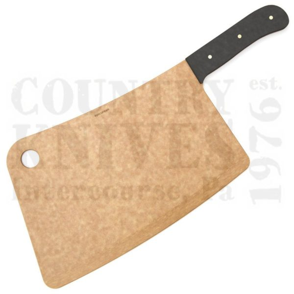 """Buy Epicurean Cutting Surfaces  EP1510CLEAVE0102 Cleaver Board - Natural / 15"""" x 10"""" x ½"""" at Country Knives."""