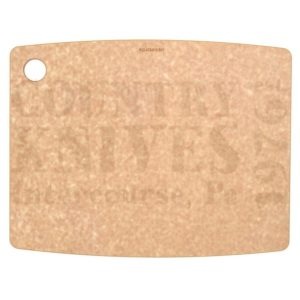 """Buy Epicurean Cutting Surfaces  EP151101 Kitchen Series Cutting Board - Natural / 15"""" x 11"""" x ¼"""" at Country Knives."""