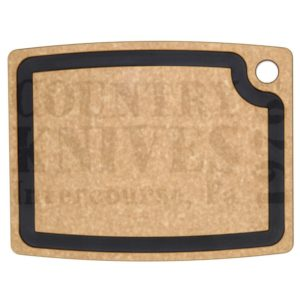 "Buy Epicurean Cutting Surfaces  EP151101025 Gourmet Series Cutting Board - Natural / 15"" x 11"" x ⅜"" at Country Knives."