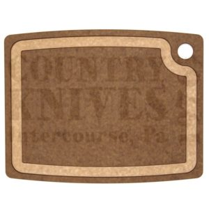 """Buy Epicurean Cutting Surfaces  EP151103015 Gourmet Series Cutting Board - Nutmeg / 15"""" x 11"""" x ⅜"""" at Country Knives."""
