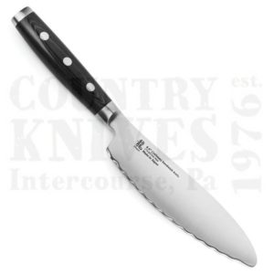 """Buy Apogee Culinary Designs  ACD-DB-CH-0800 8"""" Chef's Knife - Dragon / Black Micarta at Country Knives."""