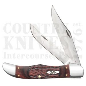 Buy Case  CA0189 Folding Hunter - Jigged Rosewood at Country Knives.