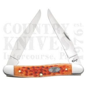 Buy Case  CA23010 MUSKRAT - Pocket Worn Whiskey Bone at Country Knives.