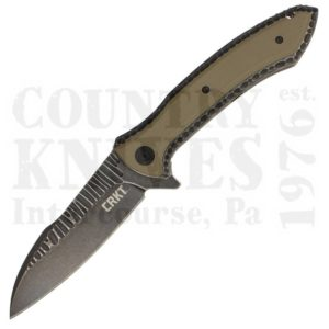 CRKT5380Apoc – Razor Sharp Edge