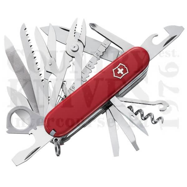 Buy Victorinox Swiss Army 53511 SwissChamp SOS Set -  at Country Knives.
