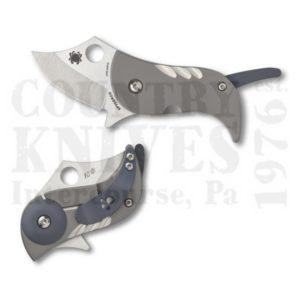 Buy Spyderco  C101PBORE2 Manix 2 - Burnt Orange FRN / CPM REX 45 at Country Knives.