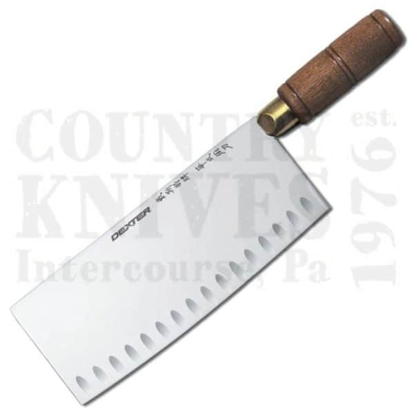 Buy Dexter-Russell  DR08210 Chinese Chef's Knife / Cleaver - Granton at Country Knives.