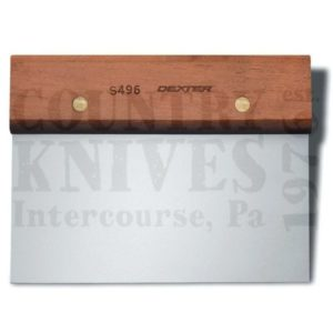 "Buy Dexter-Russell  DR17040 6"" x 3"" Dough Cutter / Scraper -  at Country Knives."