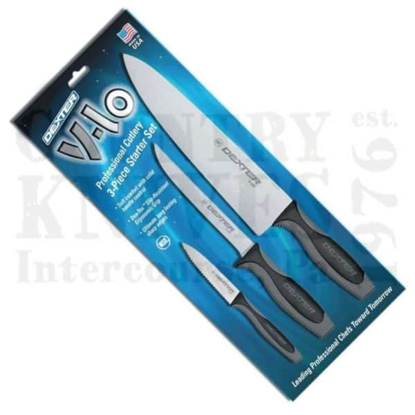 Buy Dexter-Russell  DR29803 3 Piece Starter Set -  at Country Knives.