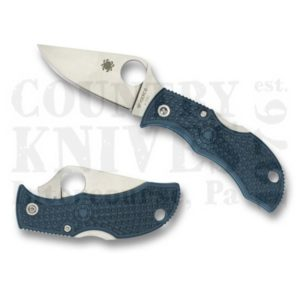 Buy Spyderco  C101PBORE2 Manix 2 - Burnt Orange FRN / CPM REX 45 at Country Knives.