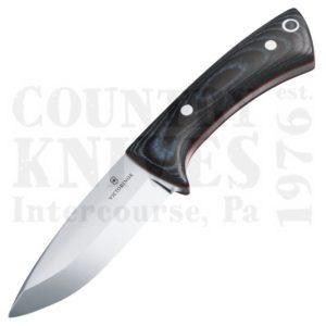 Buy Victorinox Swiss Army 4.2262 Small Outdoor Master Mic. - Black Micarta at Country Knives.