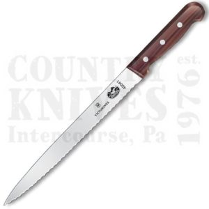 Buy Victorinox Forschner 40041 10'' Slicing Knife - Wavy at Country Knives.