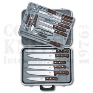 Buy Victorinox Forschner 46052 Twenty-Four Piece Executive Culinary Set -  at Country Knives.