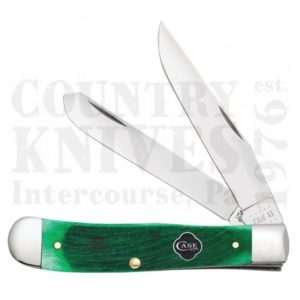 Buy Case  CA23210 Trapper - Sawcut Clover  at Country Knives.