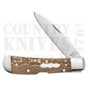 Buy Case  CA27266 Tribal Lock - Brown Sycamore at Country Knives.