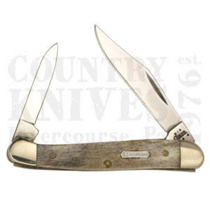 Case#5831 (52109X SS)Mini Copperhead – Genuine Stag