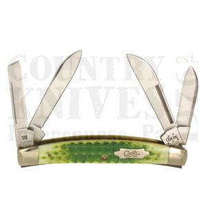 Buy Case  CA8505 Large Congress - Lemon Lime at Country Knives.