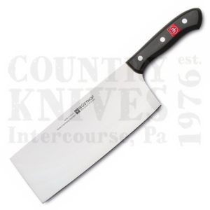 Buy Wüsthof-Trident  WT4688-2 Heavy Chinese Chef's Knife - Gourmet at Country Knives.
