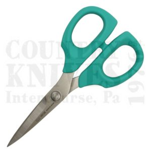 "Buy Kai Shears  V5135T 5½"" Sewing Scissors  - Teal at Country Knives."