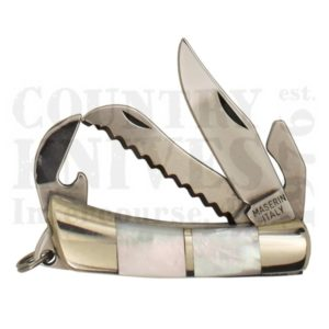 Buy Maserin  MSR707-4PR Miniature Pocket Knife - Four Blades / Mother of Pearl at Country Knives.